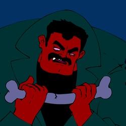 Dracula - pervert